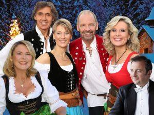 2017 Die Schäfer, Angela Wiedl und Richard Wiedl stimmen auf Weihnachten ein!