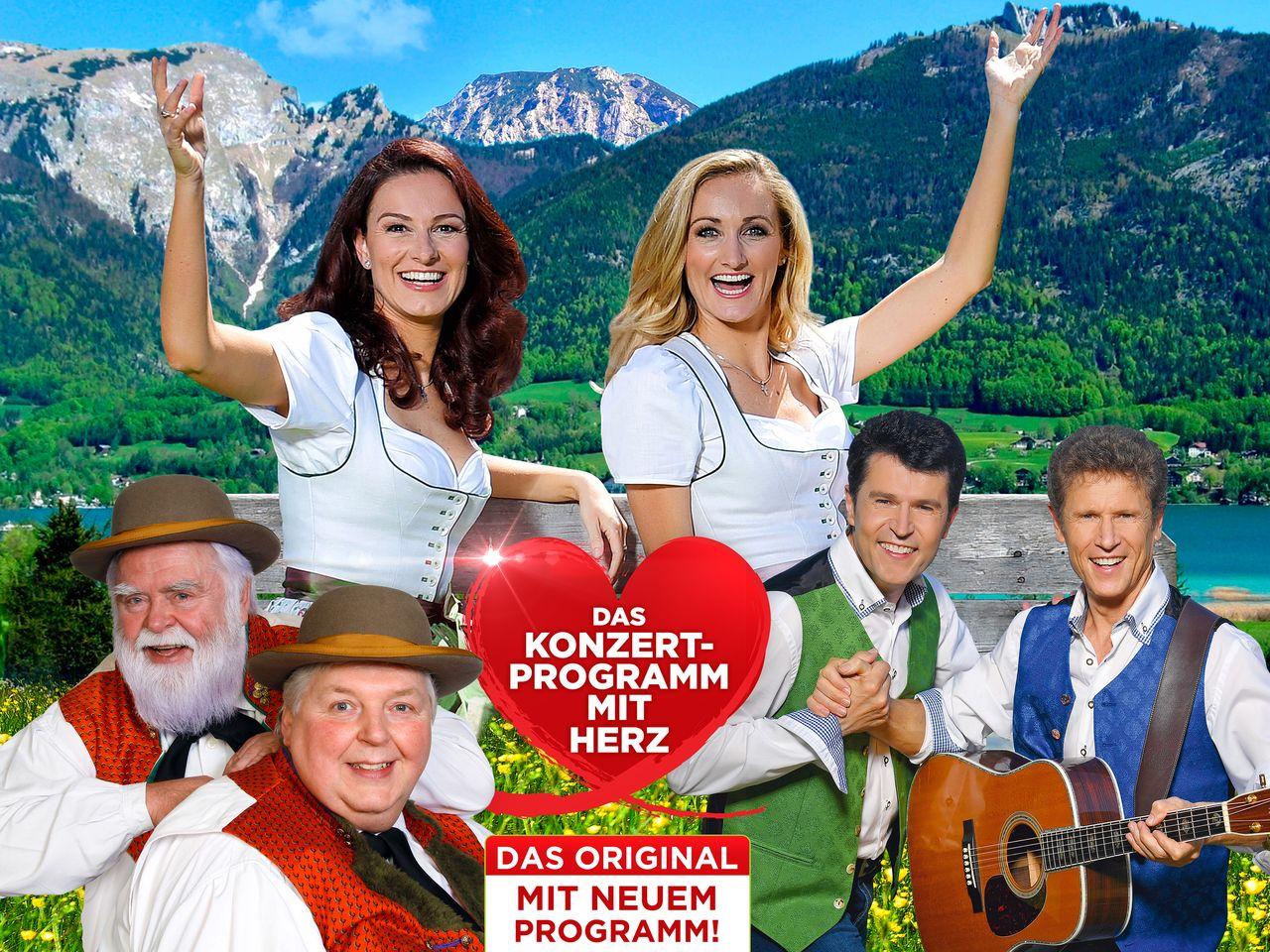 """Banner Sigrid & Marina präsentieren: """"Heimatgefühle – Das Konzertprogramm mit Herz auf Tournee 2019"""""""