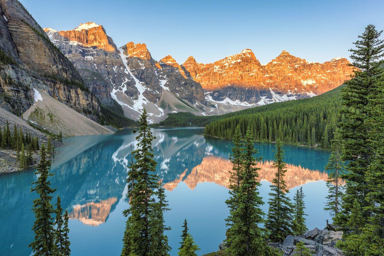 """Foto der Diashow """"Kanada - Die große Reise"""" Multimediashow zeigt Glanzlichter des Landes - von Roland Kock"""