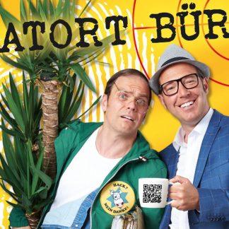 Titelbild zu TATORT BÜRO - das neue Bühnenprogramm von Baumann & Clausen