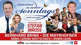 Stefan Mross mit großen Stars in Ihrer Nähe