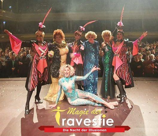 Foto Liveshow Magie der Travestie