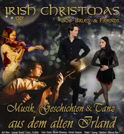 IRISH CHRISTMAS Bob Bales and friends