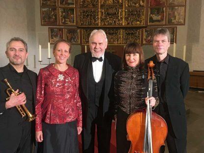 Festliches Adventskonzert mit Gunther Emmerlich und Jeanne Pascale Schulze (Semperoper Dresden) | © Gusto UG